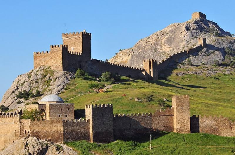Генуэзская крепость