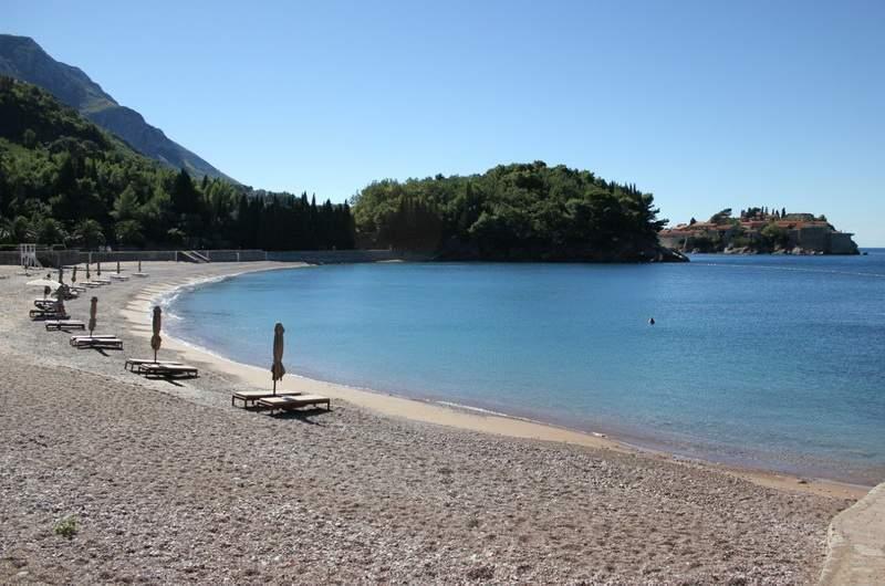 Фото пляжа Милочер
