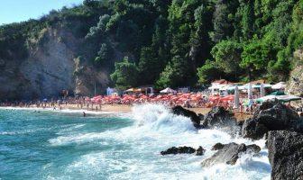Фото пляжа Могрен