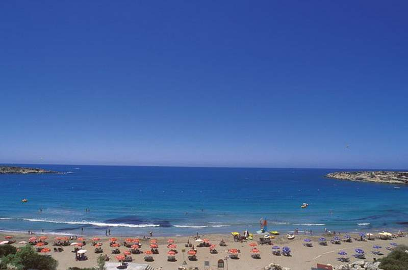 Пляж Сoral bay