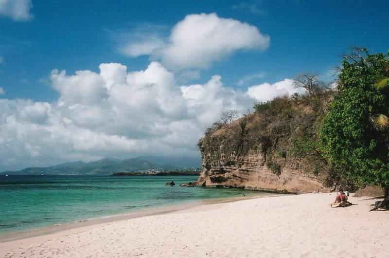 Пляжи Гренады
