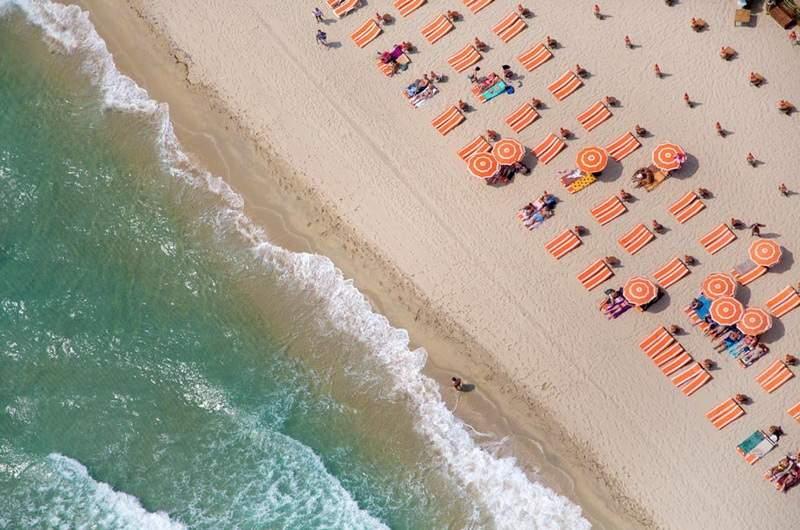 Сен-Тропе пляжи