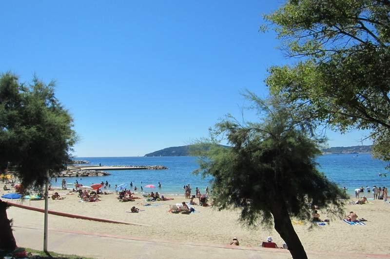 Пляжи Тулона