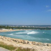 Пляже в Варне
