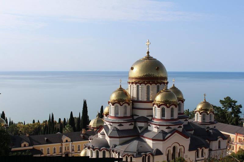 Новоафонский монастырский комплекс