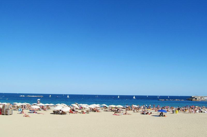 Пляж Богатель