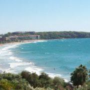 Пляж Инжекум, Аланья