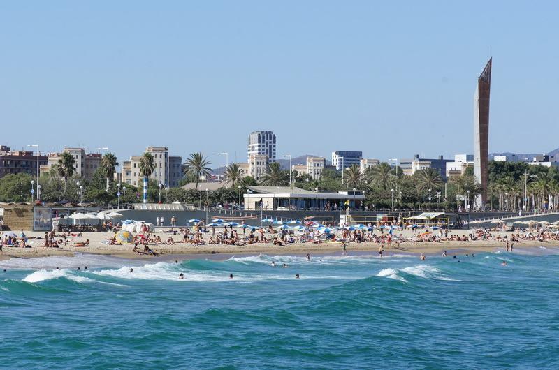 Пляж Новая Икария