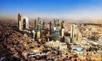 Амман - столица Иордании