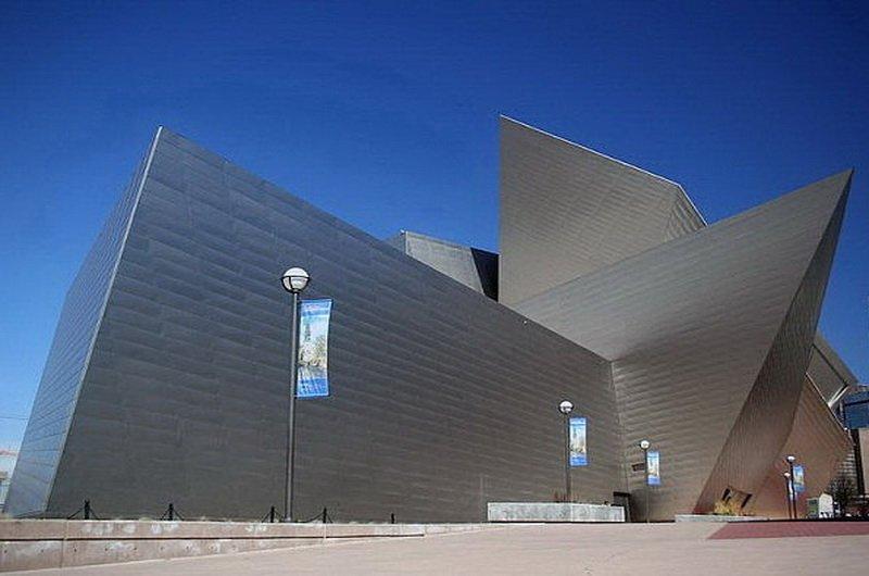 Музей искусств в Денвере