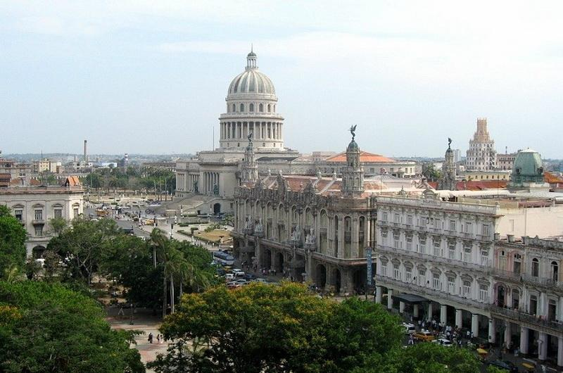 Гавана. Столица Кубы. Капитолий