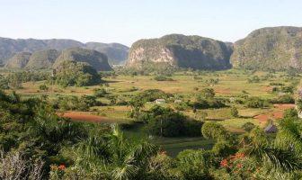 Долина Виньялес. Куба
