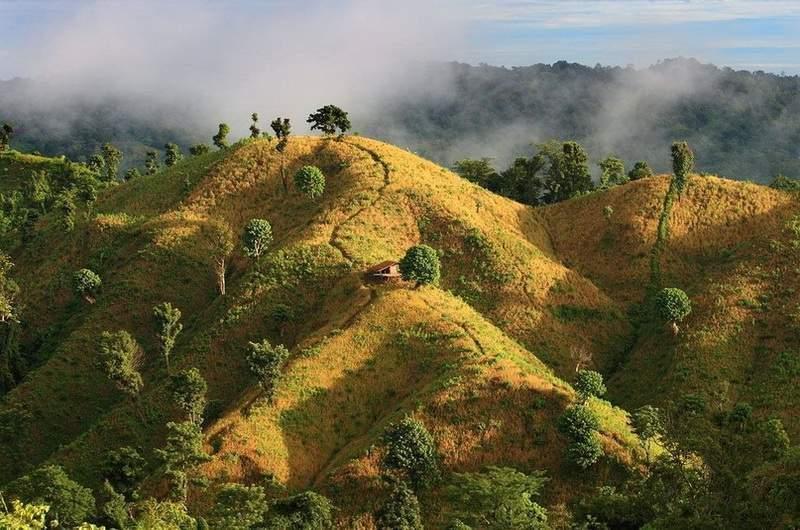 Бандарбан, область Читтатонг