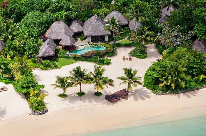 Пляжи Фиджи