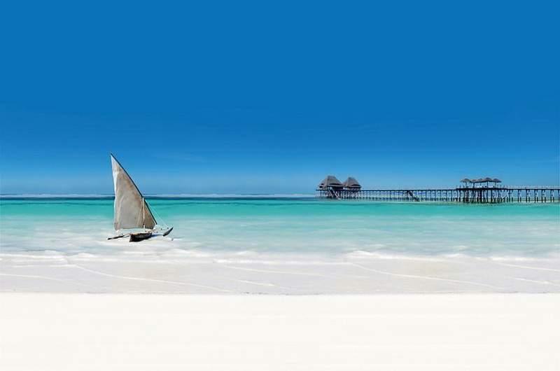 Пляжи Танзании
