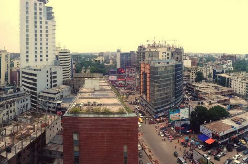 Дакка - столица Бангладеш