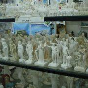 Фигурки греческих богов