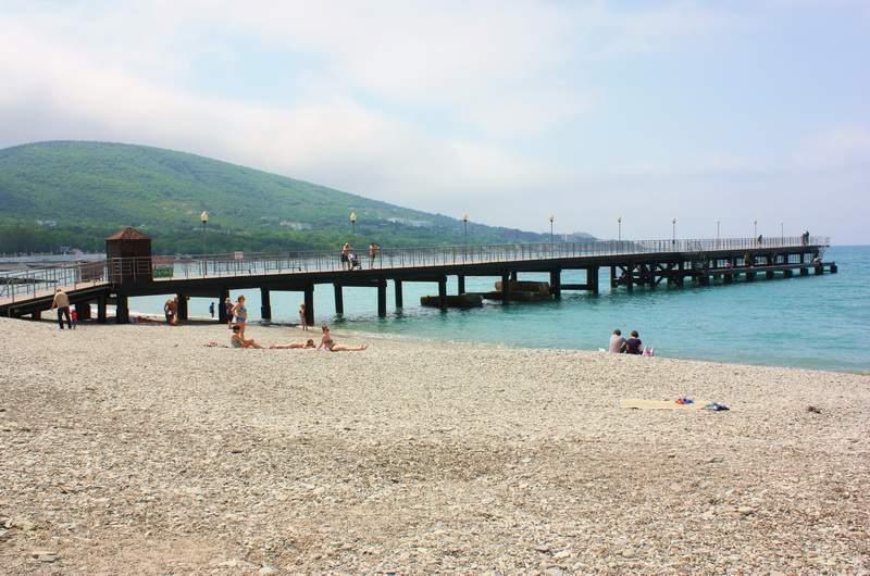 Пляж Кабардинки