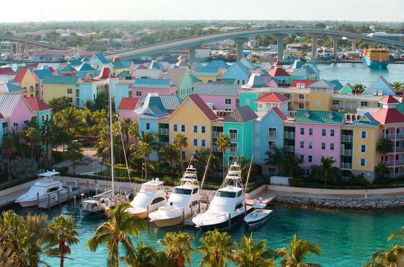 Нассау - столица Багам