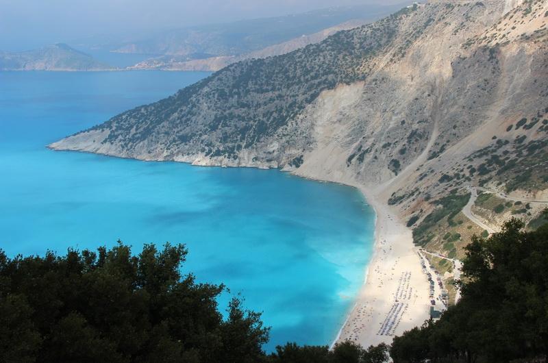 Пляж Миртос, Греция