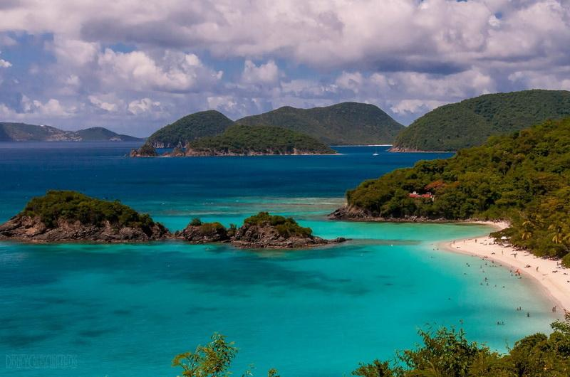 Trunk Bay (US Virgin Islands)