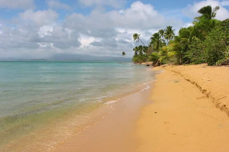 Пляжи Пуэрто-Рико