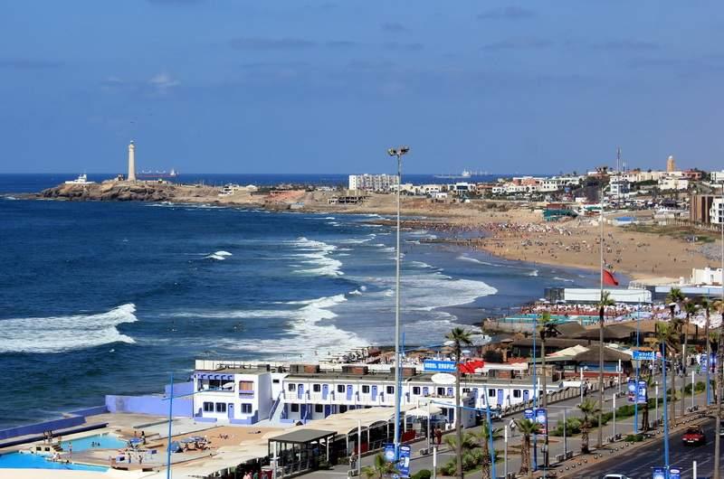 Отдых в Касабланке