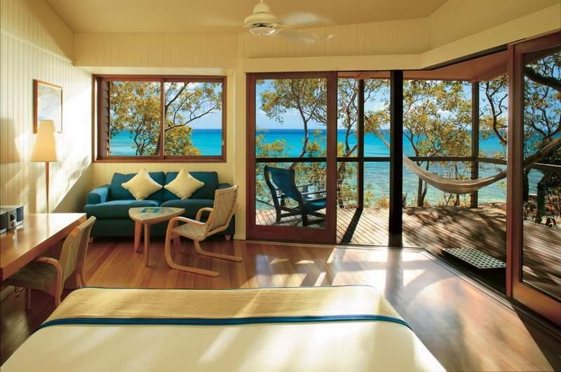 Lizard Island Resort, Большой Барьерный Риф, Австралия