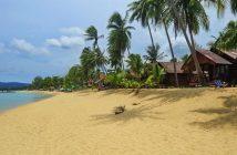 Пляж Мае Нам, Самуи