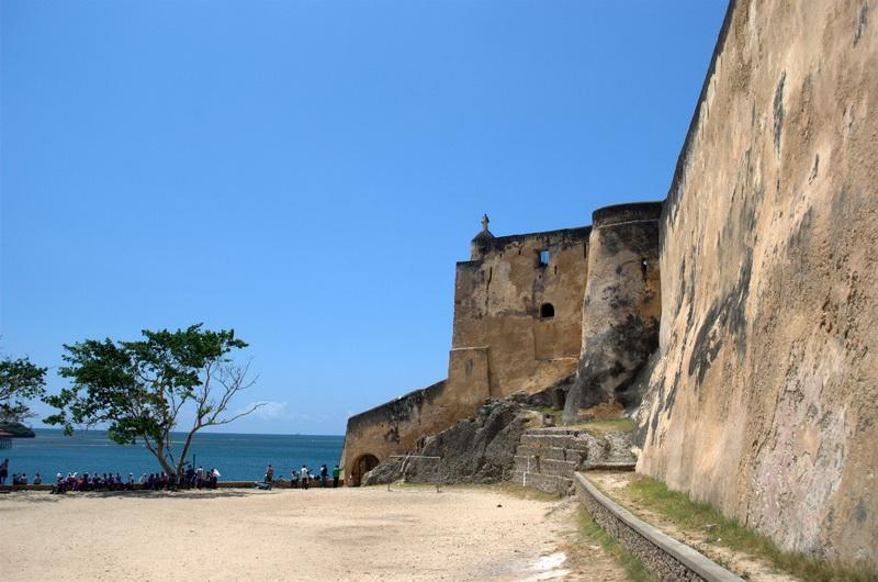 Момбаса, форт Иисуса