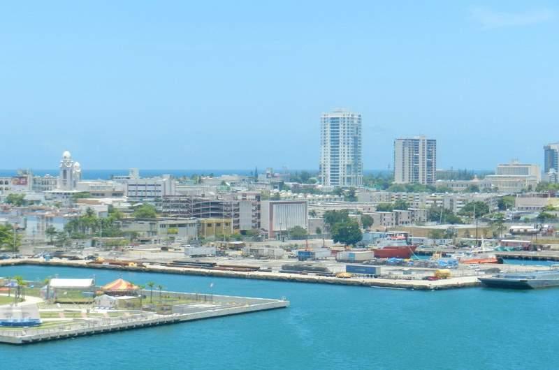 Сан Хуан - столица Пуэрто-Рико