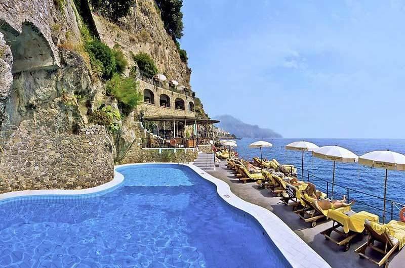 Отель «Santa Caterina», Амальфи, Италия