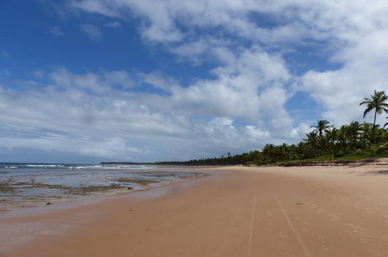 Пляж Тайпус де Фора (Taipus de Fora)