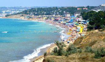 Пляж Учкуевка, Севастополь