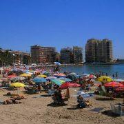 Пляж del Сura