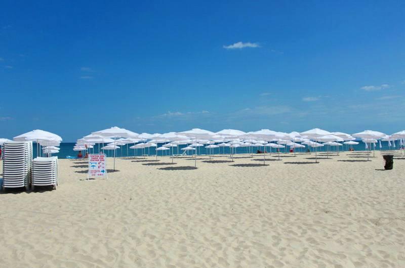 Пляжи Кранево