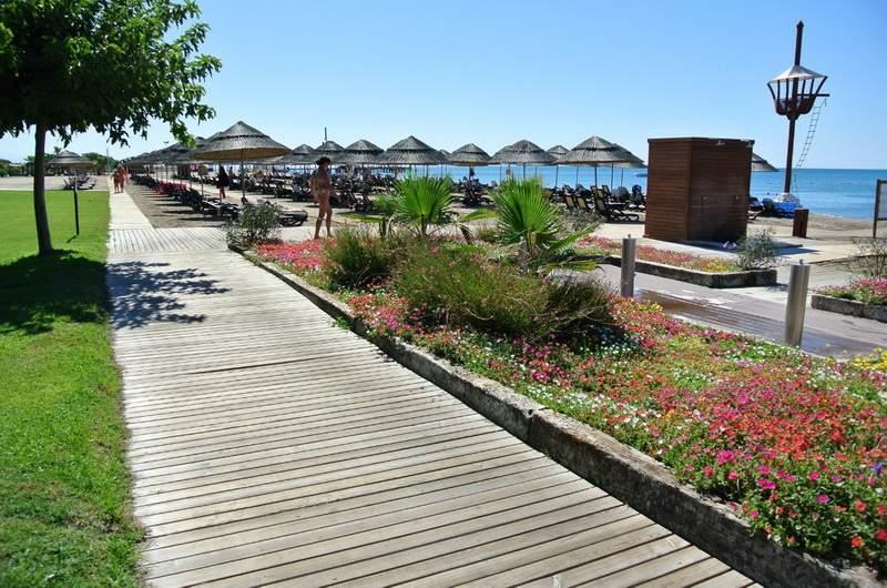 Пляжи Белека фото
