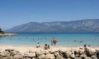 Пляж Клеопатры, Мармарис, Турция