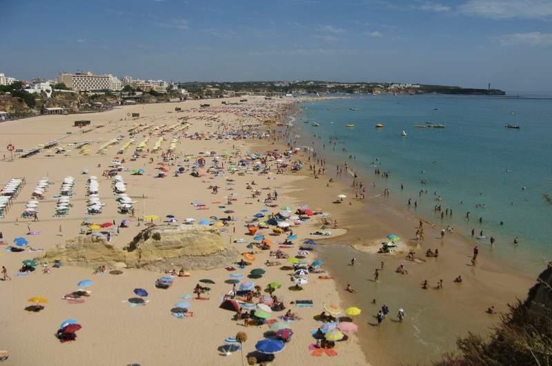 Пляж да-Роча, Португалия