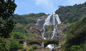 Водопад Дудхсагар, Гоа