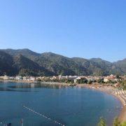 Пляж Ичмелер, Мармарис, Турция