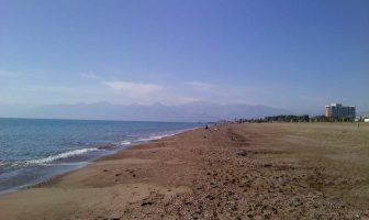 Пляж Лара, Анталия