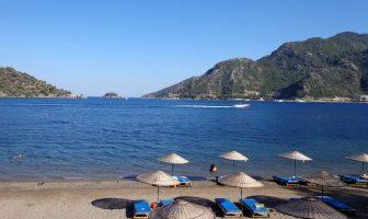 Пляж Нирвана, Мармарис, Турция