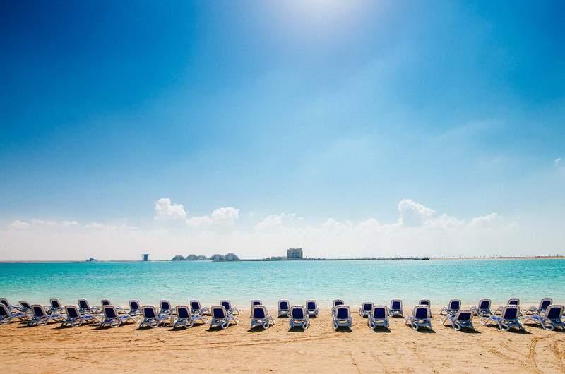 Пляжи Рас-эль-Хайма