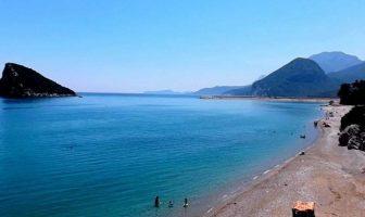 Пляж Топчам, Анталия