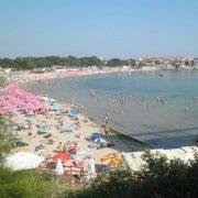 Созополь. Центральный пляж