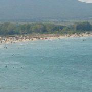 Созополь. Пляж Золотая рыбка