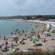 Созополь. Пляж Харманите