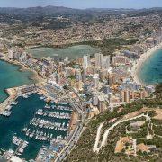 Курорт Кальпе Испания, фото