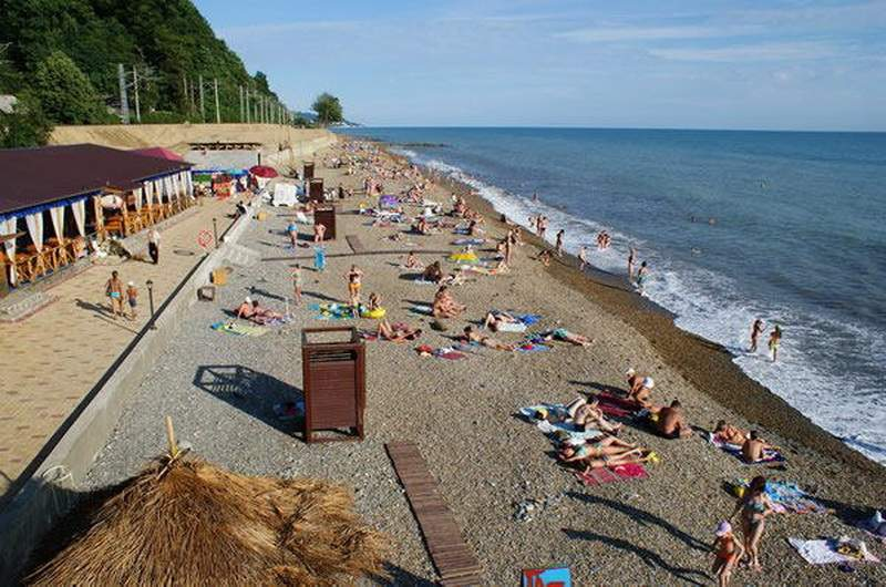 Пляжи Вардане